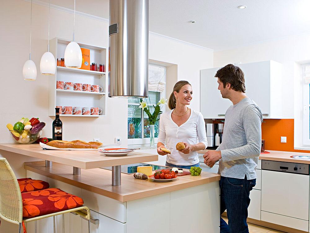 Картинки парень и девушка на кухне фото 595-665