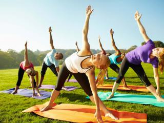 Фитнес Йога