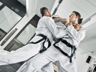 Женские боевые виды спорта