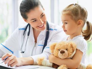 Отношения с детским врачом