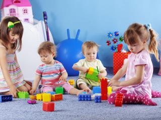 Детские игры и развлечения