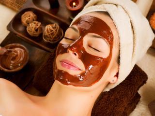 шоколадные маски