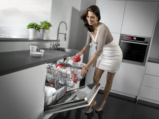 Как отмыть посуду