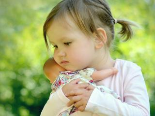 Кукла в жизни ребенка