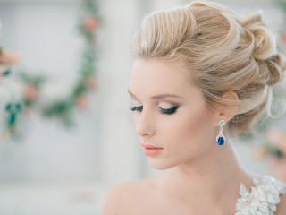 Выбор прически на свадьбу